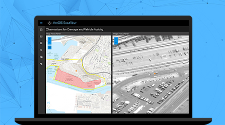Tracker for ArcGIS Web and Mobile App